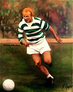 Jimmy Johnstone (1944-2006) : The Greatest Ever Celt