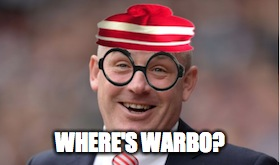 Where's Warbo?